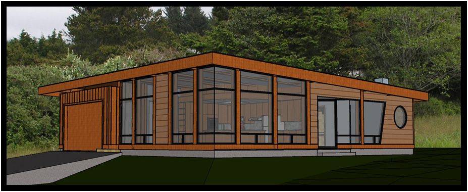 Architecture Residential Welch Residence Yachats