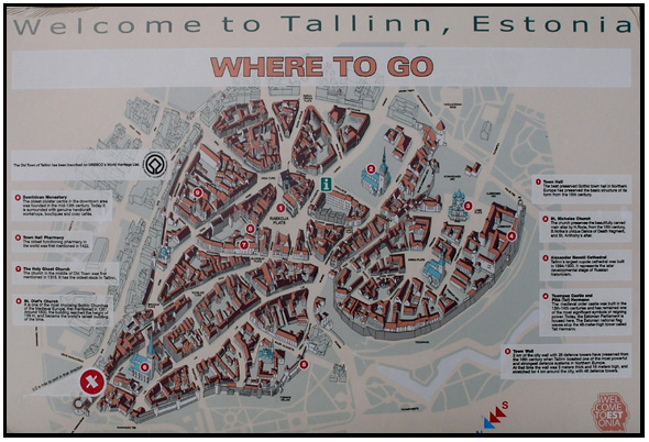 travel europe estonia tallinn around the city d holmes