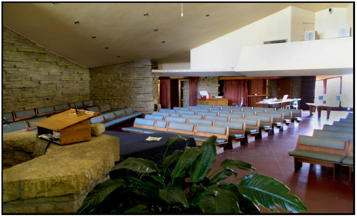 Nice Chapel, Unitarian Meeting House, Madison, Wisconsin, 2011. Images